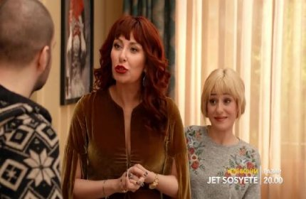 Jet Sosyete 5. Bölüm Kıyafetleri