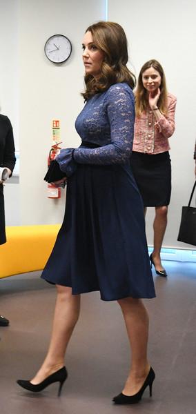 Düşes'in Stili: Kate Middleton Seraphine Marlene Elbise