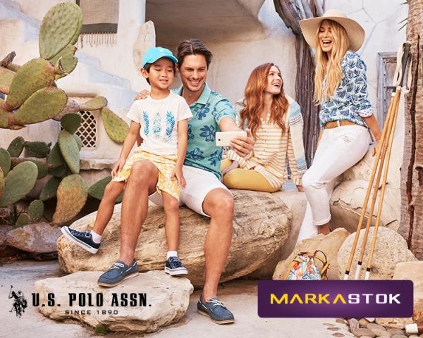 US Polo Tişört ile Konforlu Şıklık Modasına Katılın!