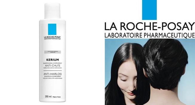 La Roche-Posay Kerium AC ile Saç Dökülmesine Son