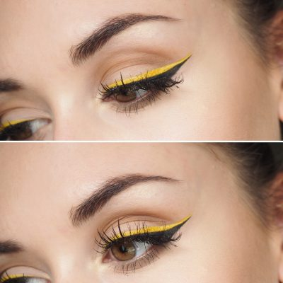 Yeni Trend: Sarı Rengi Makyajınıza Ekleyin