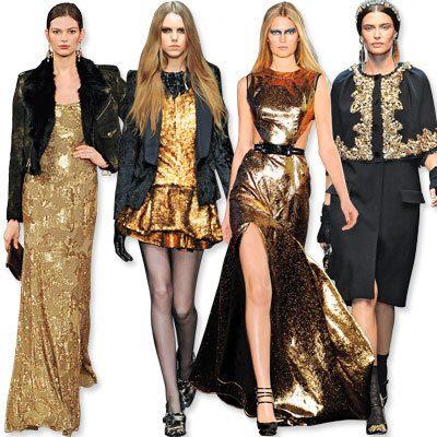 Altın Rengi Sezonun Trendi
