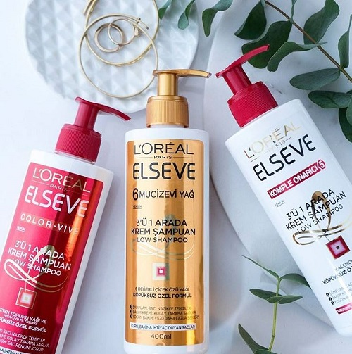 Loreal Paris Elseve Köpüksüz Şampuan İncelemesi