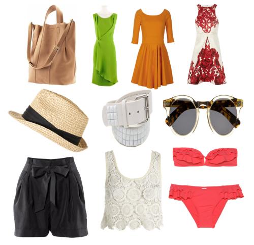 Plaj Kıyafetleri Olmazsa Olmazları
