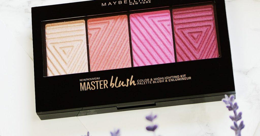 Maybelline Master Blush Allık&Highligter Paleti