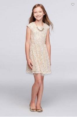 Yılın Modası 12 13 Yaş Elbise Modelleri