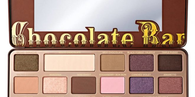 Too Faced Chocolate Bar Ürün İnceleme