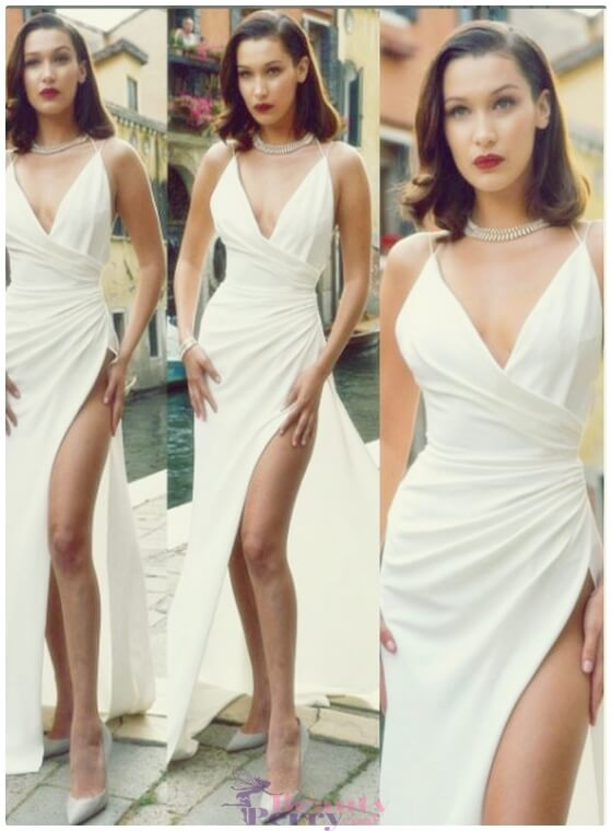 Beyaz Abiye Modelleri Son Trendler