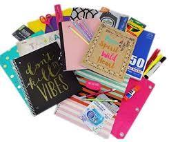 Okul Alışverişi Yapmanın İncelikleri