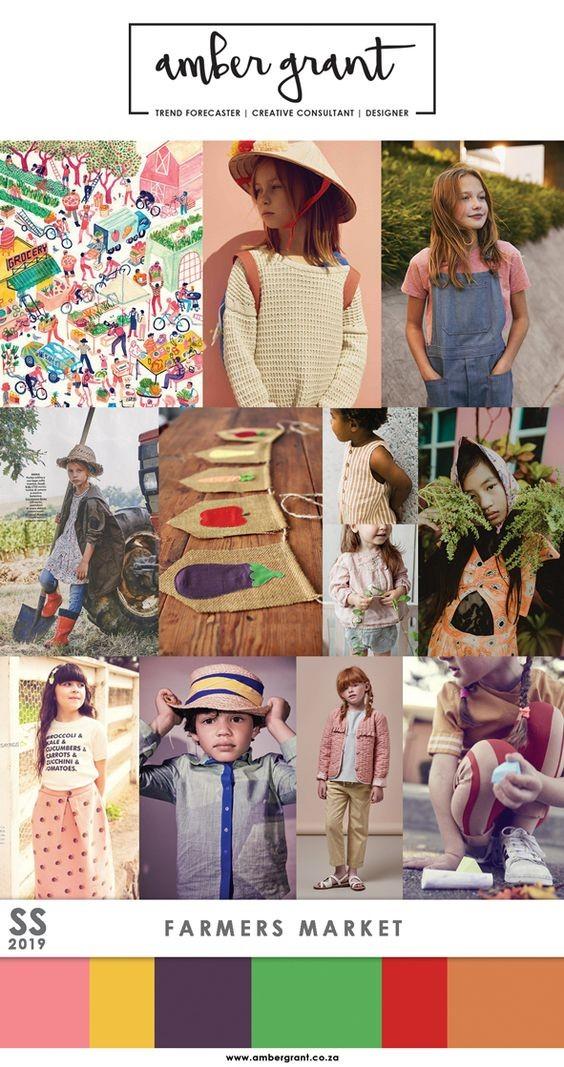 Çocuk Modası Küçük Bir Çocuğun Tarzını Belirlemek
