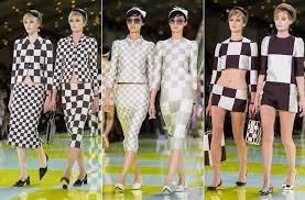 Bu Kış Geometrik Oyunlar Moda
