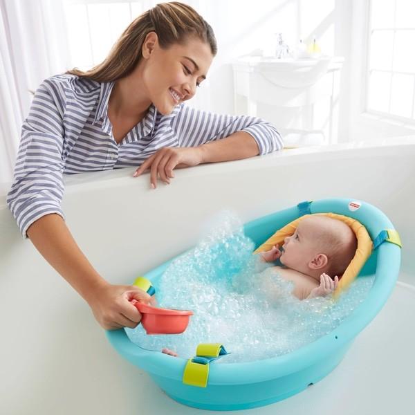 Bebek Banyo Ritüeli ve Bakımı Nasıl Olmalıdır?