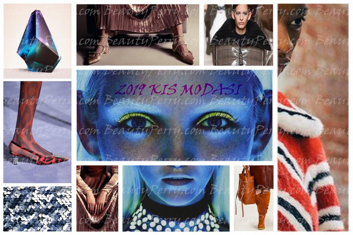 2019 Kış Modası Ve Trend Modeller