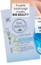 Bee Beauty Kağıt Maske Ürün İncelemesi