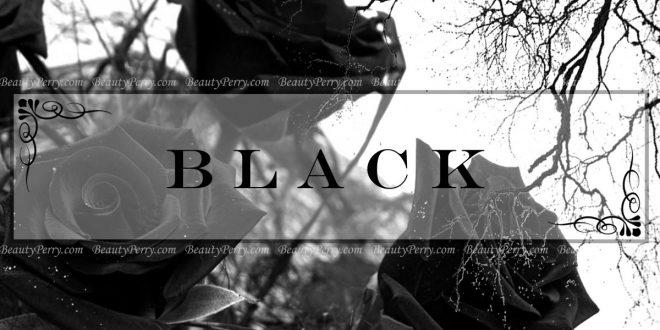 Siyah Rengi Tercih Etmek Ve Siyah Tasarımlar