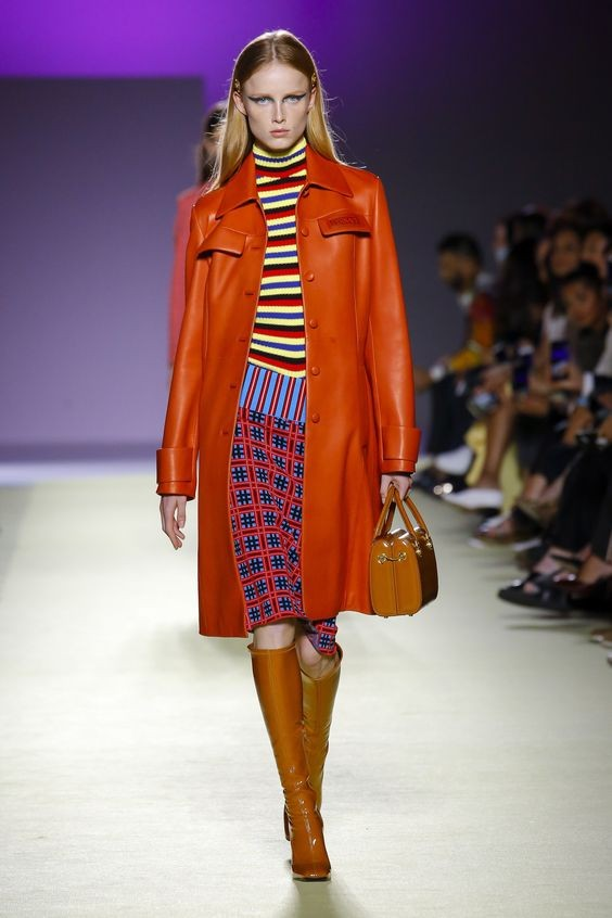 En Cesur Akım: COLOR BLOCKING
