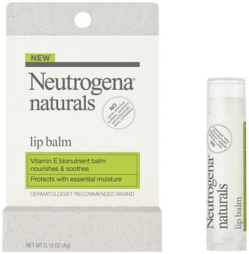 Neutrogena Naturals Dudak Balmı: Ürün İnceleme