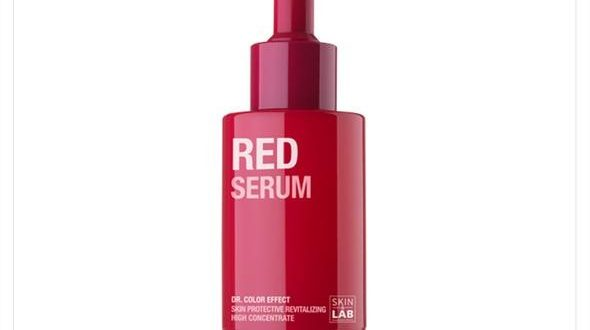 Skin & Lab - Dr. Color Effect: Red Serum 40ml