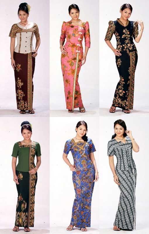 Batik Modasına ve Tarzına Genel Bakış