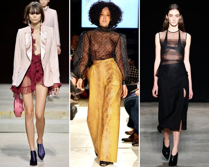 2019 Yaz Modası Trendleri