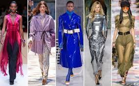 2019 Senesinin Yaz ve Sonbahar Moda Renkleri