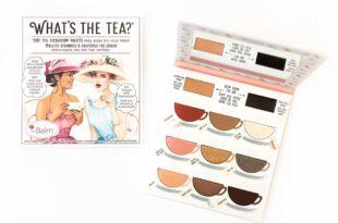 The Balm What's Tea- Hot Tea Far Paleti İncelemesi