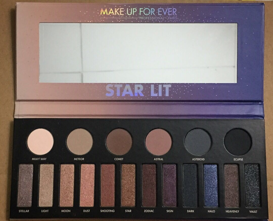 Make Up Forever Star Lit Far Paleti İncelemesi