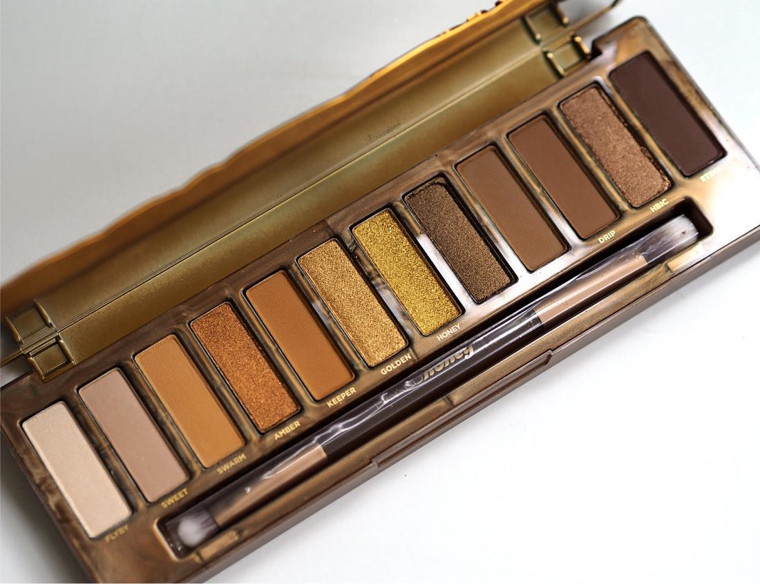 Urban Decay Naked Honey Far Paleti İncelemesi