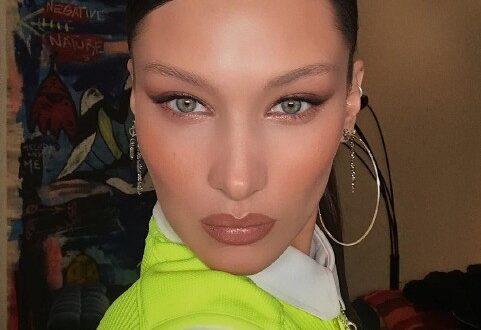 Bella Hadid'in Makyaj Stilini İnceliyoruz